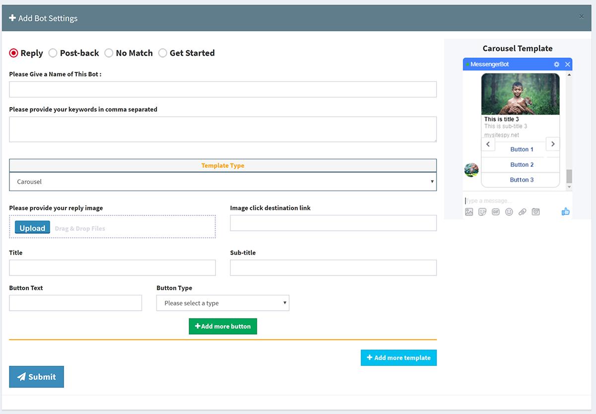 Group Buy] Bot Inboxer + Addons | Best Messenger Chat Bot